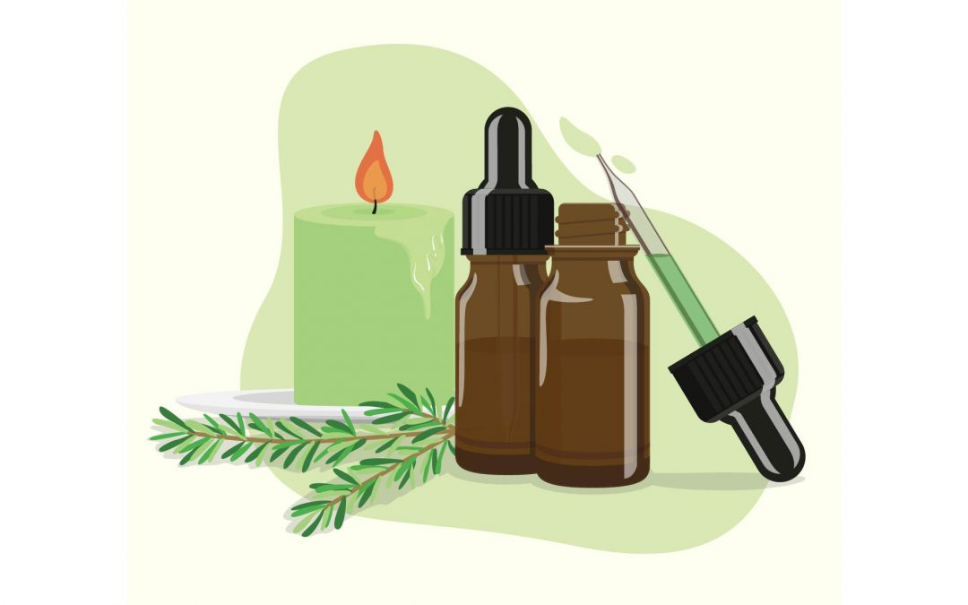 Olfactory therapy: how essential oils soothe our minds